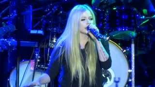 Video Avril Lavigne - Here's To Never Growing Up Live @ SECU Arena! [12/13/13] MP3, 3GP, MP4, WEBM, AVI, FLV Juli 2018