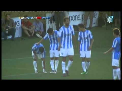 Press Report Malaga CF -Al Rayyan Sc