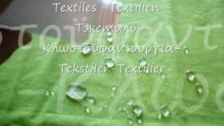 NANO Technology - EazY Clean NANO Textile And Leather.wmv