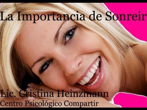 La Importancia de Sonreir