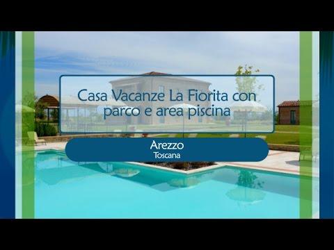Casa Vacanze La Fiorita (Cortona) con parco e area piscina - rif. 1759885