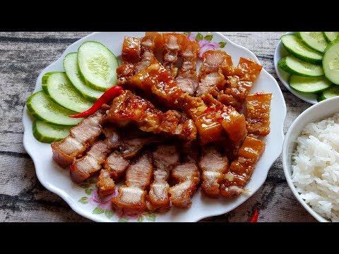 Thịt Heo Chiên Nước Mắm Cực Ngon Cực Đơn Giản, Bạn Đã Thử Làm Chưa   Góc Bếp Nhỏ - Thời lượng: 10:02.