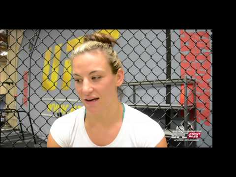 japan - Miesha Tate talks about her opponent Rin Nakai and their history making fight at Fight Night Japan.