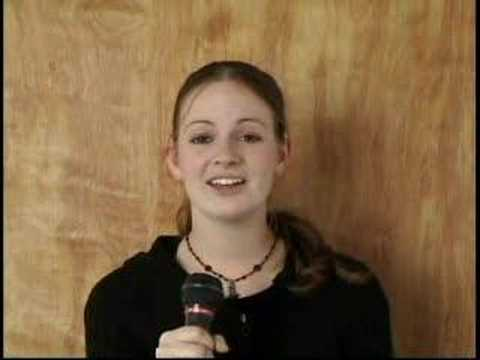 Jessica's Testimony of  Christian Discipleship