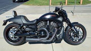 8. 2012 Harley-Davidson® VRSCDX - V-Rod® Night Rod® Special Vance & Hines 5631
