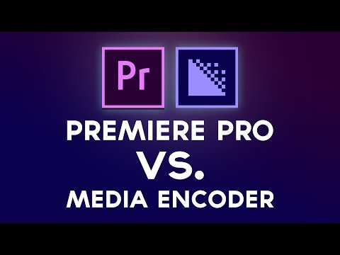 What's The Difference Between Queue & Export? - Premiere Pro Vs. Media Encoder