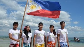 Infanta Philippines  city photos gallery : Philippines National Anthem: Infanta Pangasinan with Gentrip Barkada