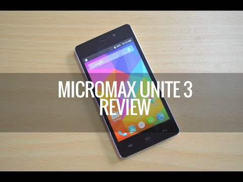 Micromax Unite 3 (Q372) Review | Techniqued
