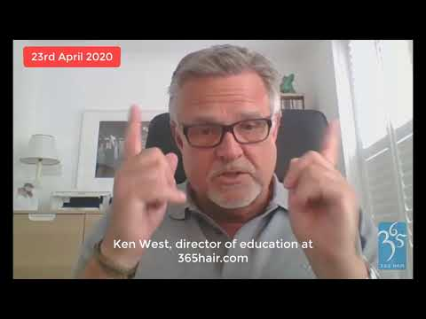 Ken West, Director of 3∙6∙5 Salon Education wraps up where we are so far