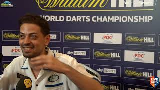 "Ryan Murray on facing MVG at Ally Pally: ""There's a bit of history between me and Michael"""