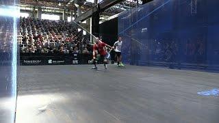 Squash: Grasshopper Cup 2015 Round Up : Semi-Finals