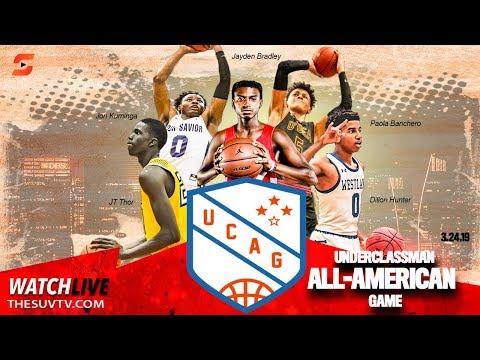 2019 Underclassman All American Game  -  National
