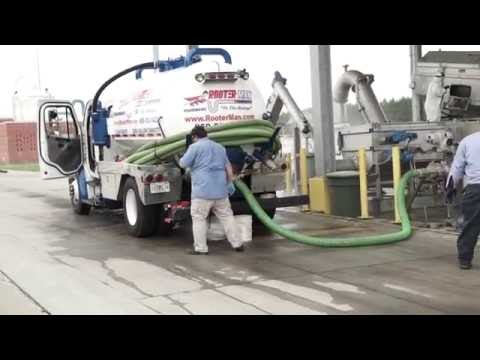 Video: Trucks Keep Moving Because ECUA Septage Station Handles It All