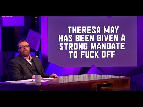 Frankie Boyle's New World Order (S1 Ep2)