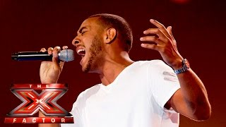 Video Josh Daniel fights for his seat with Emeli Sandé hit | 6 Chair Challenge | The X Factor UK 2015 MP3, 3GP, MP4, WEBM, AVI, FLV Maret 2018