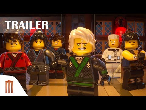 The Lego Ninjago Movie - Official Trailer [ตัวอย่าง ซับไทย ] Major Group