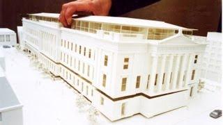 3D-принтер в архитектуре.