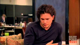 Subscribe to HuffPost Live Today: http://bit.ly/13Rzzjw Abby discusses 'Game of Thrones' books with Kit Harington. HuffPost Live is a live-streaming network that ...