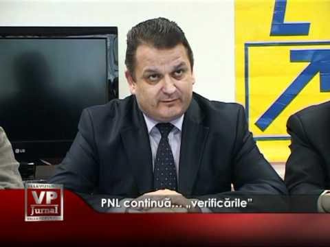 """PNL continuă… """"verificările"""""""