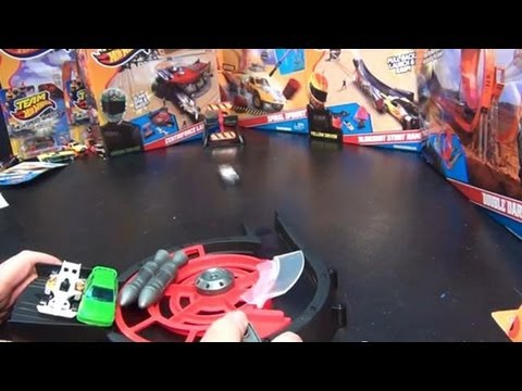 Hot Wheels Centriforce Launcher Product Review – Team Hot Wheels