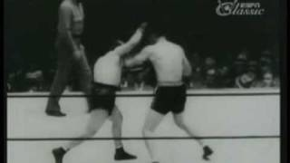 Max Schmeling Vs Mickey Walker Part 1