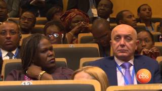 What's New - 2016th AU Final press conference by State minister Ambassador Taye Atske Selassie