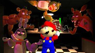 Retarded64: Freddy's spaghettiria