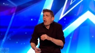 Video Britain's Got Talent 2017 Matt Edwards Hilarious Comedic Magician Full Audition S11E05 MP3, 3GP, MP4, WEBM, AVI, FLV Juni 2019