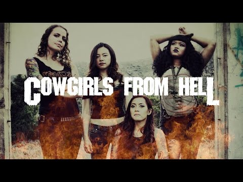Cowgirls From Hell - All-female PANTERA Tribute Band