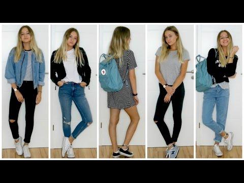 Back To School Outfit Ideas ⎥xapiaxa