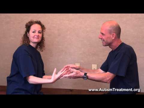 Autism help-  Pinching, Biting and Hitting - The Son-Rise Program