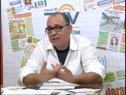 Debate dos fatos na Tv Votorantim 09 09 2014