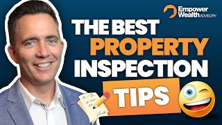 Five Key Things to look for during a Property Inspection