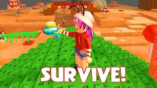 ROBLOX SURVIVE THE DISASTERS 2  SLIME GUN GET YOU!  RADIOJH GAMES & MICROGUARDIAN. Thank you for watching another fun family friendly gaming video.MicroGuardian: http://bit.ly/2dxwOAvMusic: http://bit.ly/2bRj0ePRadioJH Auto! https://www.youtube.com/RadioJHAutoRadioJH Games! https://www.youtube.com/RadioJHGamesRadioJH Audrey! https://www.youtube.com/RadioJHRadioJH Store: https://teespring.com/stores/radiojhPLAYLISTS!MINECRAFT: http://bit.ly/1A8ZDrSROBLOX: http://bit.ly/1V29QQJA Minecraft Survival Adventure Series!: http://bit.ly/1nyxKoa SKYLANDERS: http://bit.ly/1VLa5jNDisney INFINITY: http://bit.ly/1jlaYxQLEGO MiniFigures Online: http://bit.ly/1LcA8WRAnimal Jam: http://bit.ly/1ZoAD9G FACEBOOK! https://www.facebook.com/RadiojhPresents INSTAGRAM! http://www.instagram.com/radiojh TWITTER! https://twitter.com/RadiojhPresentsPlease send us mail!RadioJH PresentsPO Box 2442Eugene OR 97402Channel ART BY: Katherine Murray http://www.kmurrayart.com