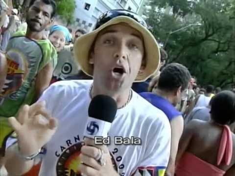Reportagens irreverentes com Edd Bala