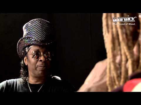 FRAMUS & WARWICK Artists Face to Face - 11 - T.M. Stevens, Divinity Roxx and Bootsy Collins