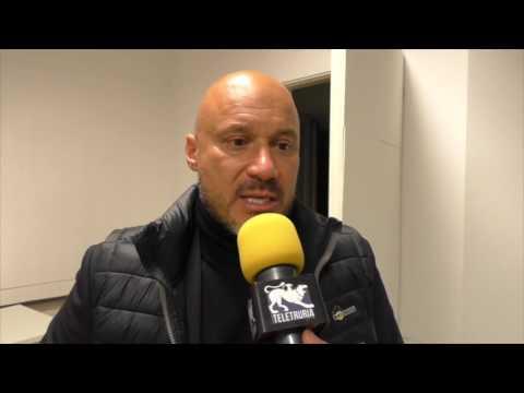 Pro Piacenza-Arezzo 3-1, intervista a Fulvio Pea