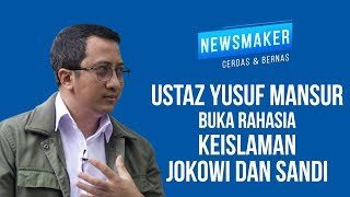Video Ustaz Yusuf Mansur Buka Rahasia Keislaman Jokowi dan Sandi MP3, 3GP, MP4, WEBM, AVI, FLV April 2019