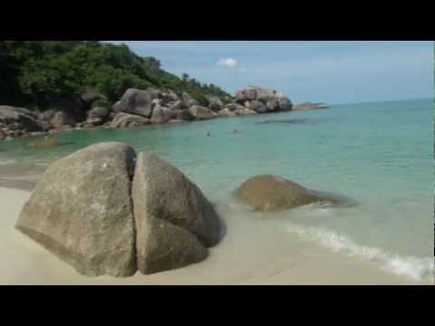 The Best Beach in Thailand | Crystal Bay Koh Samui