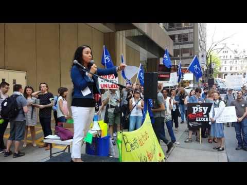 Manifestation FIDEP 20 mai 2016