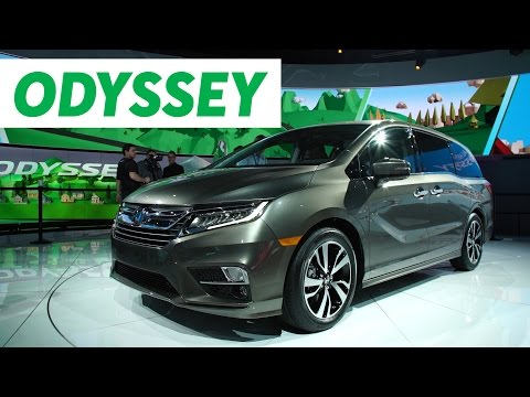 2018 Honda Odyssey Preview | Consumer Reports