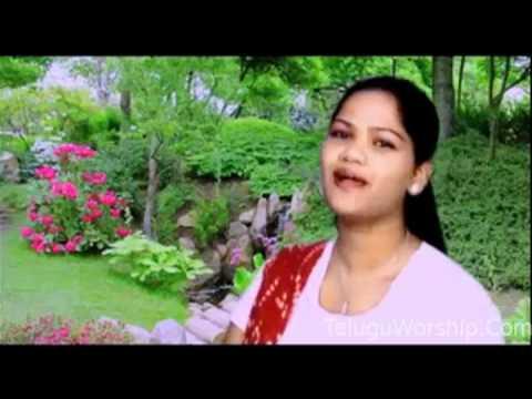 Naa Gunde Nee Paata Paadeti Vela - Nirosha Mary - Telugu Christian Song
