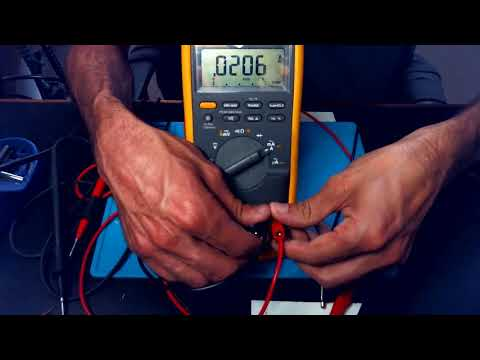 The Superman of Meters? Fluke 87V Multimeter Review Part 2