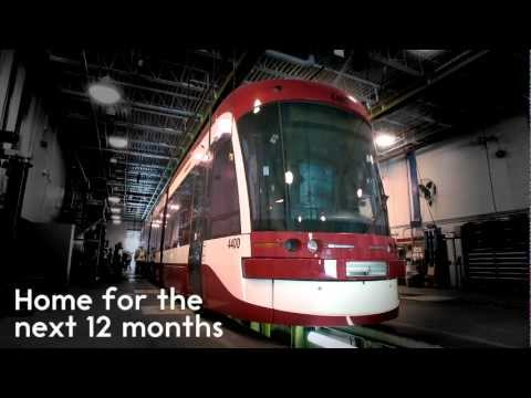 low floor - The TTC took delivery of Toronto's new low-floor streetcar a few short weeks ago. This, and three other test vehicles, will be commissioned over next 12-18 m...