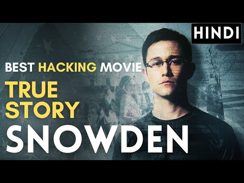 Snowden (2016) | Explained Movies In Hindi |  Computer Hacking | Mobile Hacking | Cybersecurity