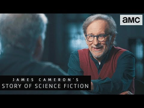 Steven Spielberg's Influences & Kubrick Friendship | James Cameron's Story of Science Fiction