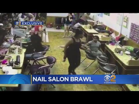 Protesters Demand Nail Salon Be Shut Down