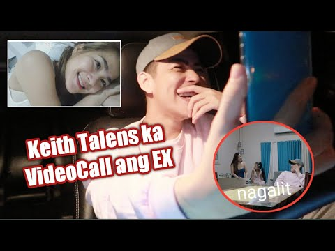 Keith Talens nahuling kavideo call and Ex Girlfriend Vena nagalit?