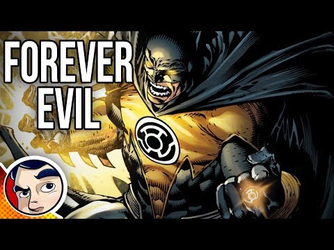 "Forever Evil ""justice League Is Dead?"" - Pt1 Incomplete Story 