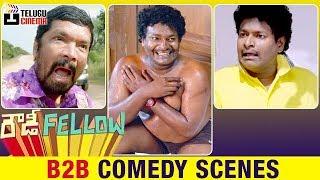 Video Rowdy Fellow Back to Back Comedy Scenes | Nara Rohit | Vishakha Singh | Sunny MR | Telugu Cinema MP3, 3GP, MP4, WEBM, AVI, FLV Januari 2019